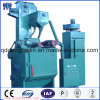 Tipo della piattaforma girevole di qualità Q35 che rinforza la macchina di granigliatura
