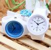 Montre neuve de quartz de montre de gelée de montre de silicones de marque de sports de dames de Genève de couturier Yxl-997 2016 pour des femmes Relojes