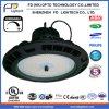 Bahía LED del UFO de la alta calidad aprobada de la UL de Dlc la alta enciende bahía del UFO LED de 150W IP65 la alta