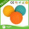 Balle d'exercices colorés Eco PVC Foot Massage Ball Soul