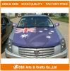 Tampa decorativa da capa do motor de automóveis