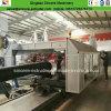 Máquina acanalada de la fabricación del tubo de Dwc de la pared doble de alta velocidad