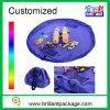 Kundenspezifischer beweglicher Kind-Spiel-Matten-Spielzeug-Speicher-Organisatordrawstring-Beutel
