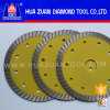 105mm pequeno Diamond Turbo Saw Blade para Granite