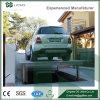 Gg Lifters quatre Post Parking souterrain de levage automatique de relevage de voiture