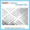 Geruite Plaat van Aluminium 10 van China de Hoogste voor Opheffende Knoop 3003 van de Lift/van de Lading