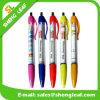 Ручки логоса по-разному знамени изготовленный на заказ с горячим сбыванием (SLF-LG026)
