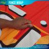 Bandiere stampate durevoli dell'involucro della rete fissa della maglia (M-NF36F07003)