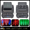25PCS 12W CREE LED Mouvement tête Matrix Blinder Stage Light