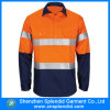 Alta qualità 3m Reflecive Shirt Latest Shirt Designs per Men