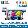 Impressora solvente original e nova com preço, impressoras Inkjet do Serieslarge-Formato de Roland VSI/cortadores de Roland Eco do tipo, impressora Roland Vs-640I de Roland