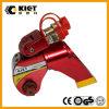 正方形駆動機構のElecric Hydraullicポンプを搭載する油圧トルクレンチ