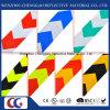 China Atacadista Estrela resplandecente Self-Adhesive colorida fita refletiva (C3500-AW)