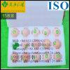 Perlen-Baumwolle für Ei-Tellersegment