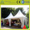 Alta qualidade e preço razoável ignifugação de PVC tenda de exposições de alumínio