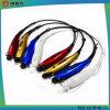 Wirelss fone de ouvido Bluetooth com 2 telefones celulares em espera