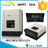 Contrôleur solaire Sch-50A de la charge 2900W de MPPT 50A 48V/36V/24V/12V Maximum-PICOVOLTE