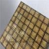 vidrio modificado para requisitos particulares 5mm+Silk+5m m del emparedado para la decoración