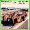 Carretones ferroviarios de buena calidad del vehículo para el carro de la carga