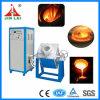 Horno fusorio de inclinación de frecuencia media de la inducción para el aluminio (JLZ-110)