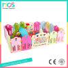 Barriera di sicurezza dell'interno di plastica di vendita calda del bambino nel paese (HBS17071A)