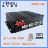 Ahd 1080n/8CH DVR mobile con 3G 4G GPS WiFi facoltativo per il sistema del CCTV del bus