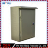 Caixa de junção ao ar livre elétrica do cerco feito sob encomenda do metal do aço inoxidável do tamanho