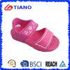Cotone del tessuto e sandali dei capretti esterni di EVA (TNK36674)