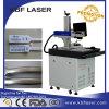 De Laser die van de Vezel van het Naambord van het Metaal van de Hoge Precisie van de hoge snelheid Machine merken