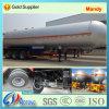 de 50cbm LPG del tanque acoplado del carro de petrolero del acoplado/del propano semi