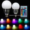 3With5With10W Magical RGB LED Bulb (QP0208)