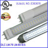 CA T8 LED Tube Light Lamp 4feet 1200 18W 5 Years Warranty del cUL 347V dell'UL SMD3528