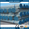 ISO BV aprovado tubo de aço galvanizado revestido de zinco