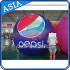 Aerostato gonfiabile per la pubblicità/aerostato gigante della visualizzazione