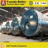 Tonelada industrial da caldeira de vapor 10t/H do acendimento de óleo do gás do preço de fábrica