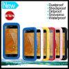 Het waterdichte Onverbrekelijke Plastic Waterdichte Geval van het Silicium voor de Melkweg van Samsung S6 & S6 Telefoon van de Cel van de Rand de Mobiele