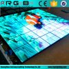 Moderner LED-videoTanzboden, wasserdichtes Dance Floor, Panel des Video-LED Dance Floor