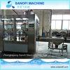 Máquina de rellenar automática del agua mineral de la botella del animal doméstico