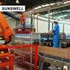 Sunswell Aguas Combiblock tapadora de llenado de soplado de envases de madera