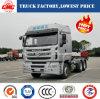 USD38, 800는 아프리카 시장 Balong 400HP 무거운 트랙터 트럭 트랙터 헤드를 위해 사용했다