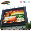 Высокая яркость для использования вне помещений полноцветный светодиодный индикатор P10 Реклама на щитах