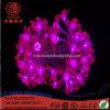 LEDの照明クリスマスの装飾110-220Vの花ストリングシェルライト