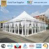 Трансцендентальный прозрачный шатер венчания Pagoda с украшением подкладок