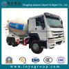 Camion di serbatoio della betoniera di Sinotruk HOWO 6X4 10m3