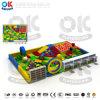 Campo da giuoco dell'interno prescolare personalizzato del gioco del gioco del bambino di formato