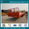 3 Axle 30-35 тонны низкий планшетный контейнера перехода трейлер Semi