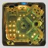Baquet chaud Jcs-37 de vente de STATION THERMALE de contrôle autonome acrylique chaud de balboa