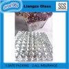Duidelijke Glas van het kristal het ultra/Gelamineerd Glas met de Overbrenging van meer dan 91%
