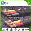 Versenkbares Pumpen-Kabel/untertage flaches Gummikabel