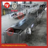 Máquina do descascamento de vapor do legume com folhas das frutas com 500-1500kg/H